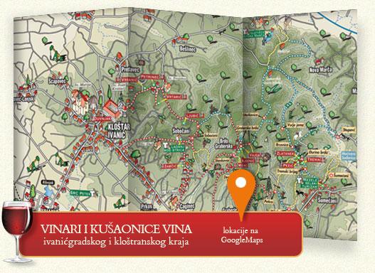 Vinari i kušaonice vina